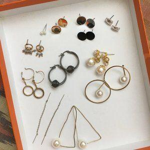 *moving sale* earring bundle